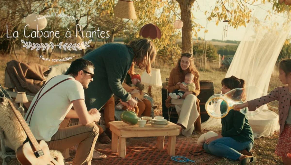 LE FILM DE LA CABANE À PLANTES PAR FILMARIUM PRODUCTION.