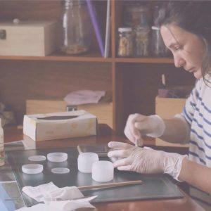 Julie atelier cosmétiques naturelle